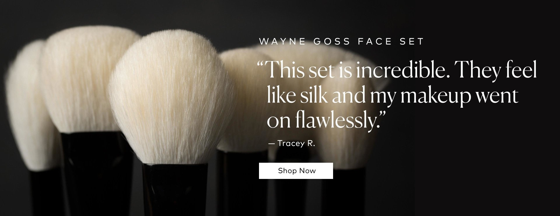 Shop Wayne Goss' The Face Set on Beautylish.com