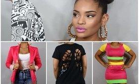 Affordable Summer Clothing Haul & Try On! - Dresslink