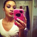 Dramatic makeup!!