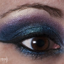 Galaxy Inspired Makeup