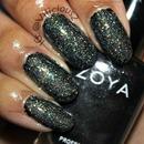 Zoya Raven & Butter London Tart With a Heart 2