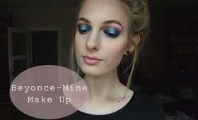 Beyonce- Mine Video Make Up Tutorial