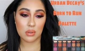 🧡Copper and Purple💜Makeup Tutorial| Urban Decay's Born to Run Palette