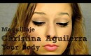 Look *Christina Aguilerra* videoclip Your body