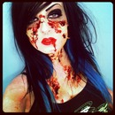 Special fx Halloween makeup