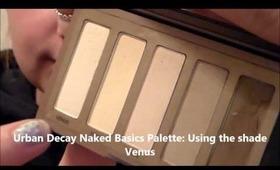 Urban Decay Naked Basics Makeup Tutorial