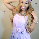 Romantic Valentine   Valentine's Day ♥ Pop of Pink   Makeup, Hair & Outfit   COMPLETE LOOK