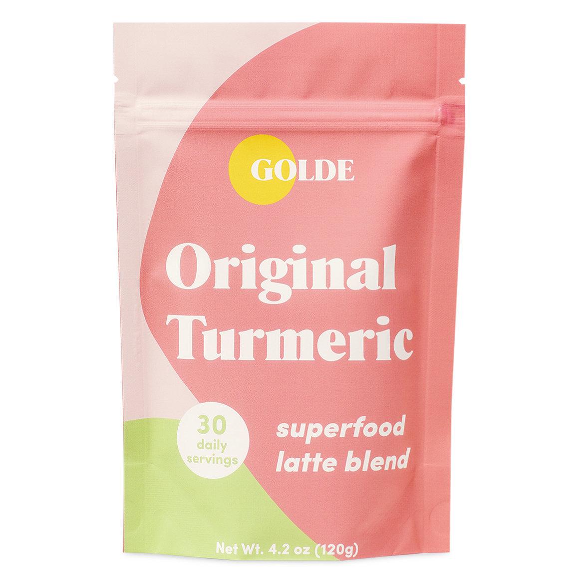 Golde Original Turmeric Latte Blend alternative view 1 - product swatch.