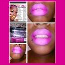Pink 3d Effect