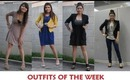 Outfits of the Week: 5/9 thru 5/12/11