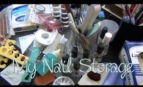 My Nail Storage