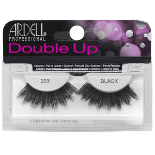 Double Up Lashes 203 Black