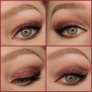 Cranberry fall look