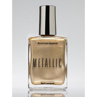 American Apparel Metallic Nail Polish