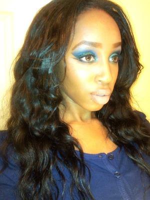 Blue Had Me A Hello 1