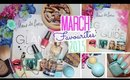March Favourites 2015 | MAC, EOS, The Glam Guide & More!