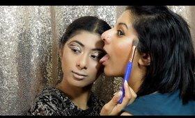 Creative Makeup Mother to Daughter