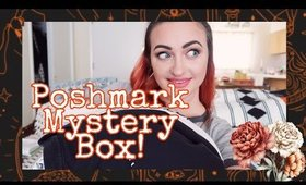 HAUL TO RESELL ON POSHMARK AND EBAY | Jewel Butterfly Mystery Box | Part Time Reseller