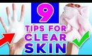 HOW TO: Get Clear Skin OVERNIGHT!
