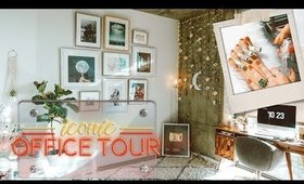 AN ICONIC HOME OFFICE TOUR