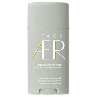 Taos AER Next-Level Clean Deodorant: Ginger Grapefruit