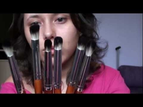 Cosmetic Style Brushes Review Set 19 Pensule Tutorial Machiaj