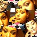 Gold And Black Eyeshadow