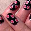Spotty Nails