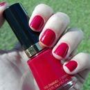 Revlon Red.