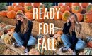 GET READY FOR FALL WITH ME