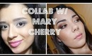 Brown Smokey Eye Tutorial | Collab W/ Mary Cherry!