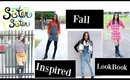 Sister Sister 90s Inspired Fall Look Book!