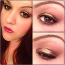 Gold Eyes/Berry Lips