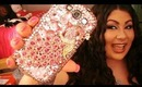 The Sparkliest Pink Phone Case EVER ♥