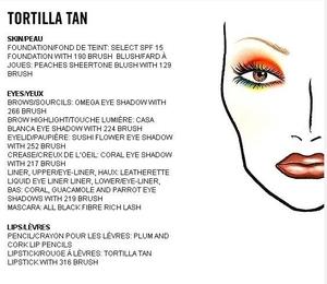 Tortilla Tan