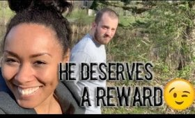 He Deserves A Reward ;)