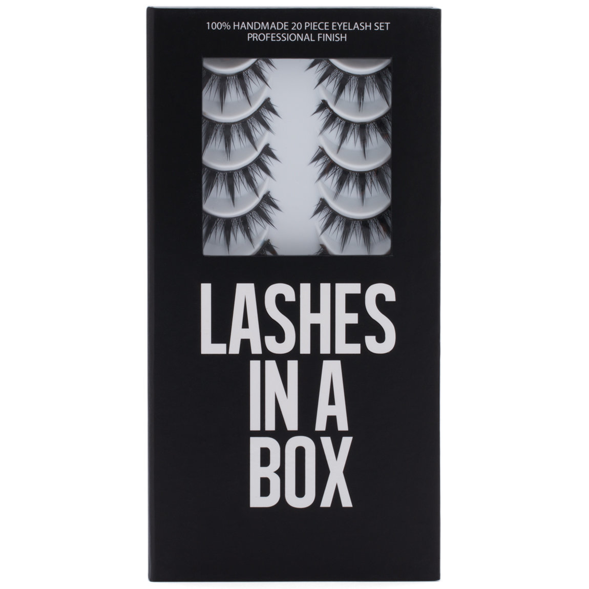 LASHES IN A BOX N°14 product swatch.