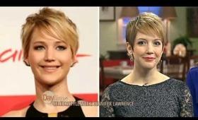 Jennifer Lawrence Makeup by Daniel Chinchilla
