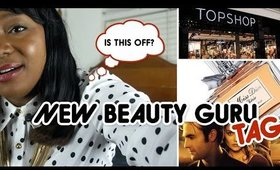New Beauty Guru Tag | CloseupwithKamii