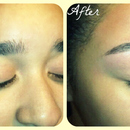Virgin Eyebrow Shaping (Wax & Tweeze) //Model: Azalia (12 yrs. old)