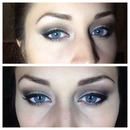 Neutral Night Time Look