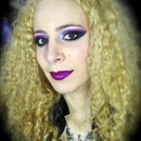 Black Sabbath Gig Makeup