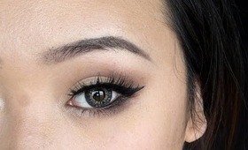 My Go-To Eye Makeup ( Day or Night )