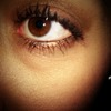 Brown smockey eyes