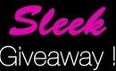 Sleek Giveaway! :D