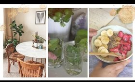 A MINDFUL Day w/ ME  | ep. 2 Thrifty Finds  & At Home Projects