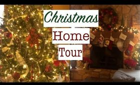 WHOLE HOUSE CHRISTMAS HOME TOUR!!
