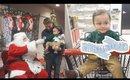 Vlogmas Day 20 🎄 Meeting Santa + Giveaway 3