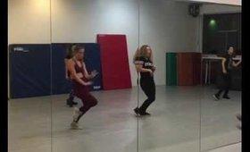 In motion dance hip hop