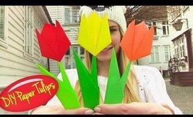 Paper Flower - Easy!